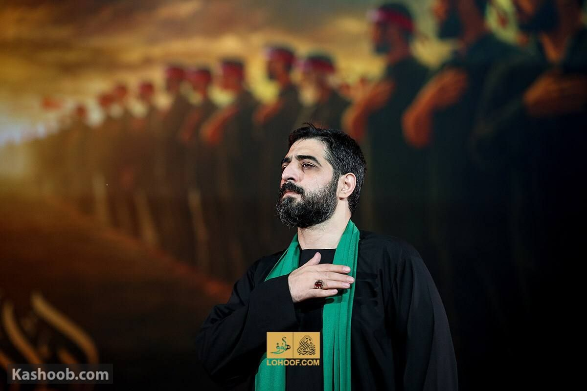 سید مجید بنی فاطمه شب هشتم محرم