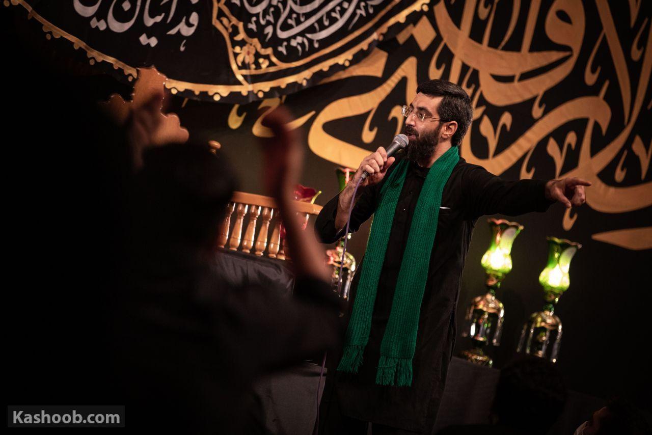 سید رضا نریمانی شب ششم محرم