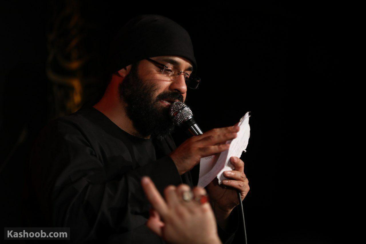 عبدالرضا هلالی تاسوعای حسینی