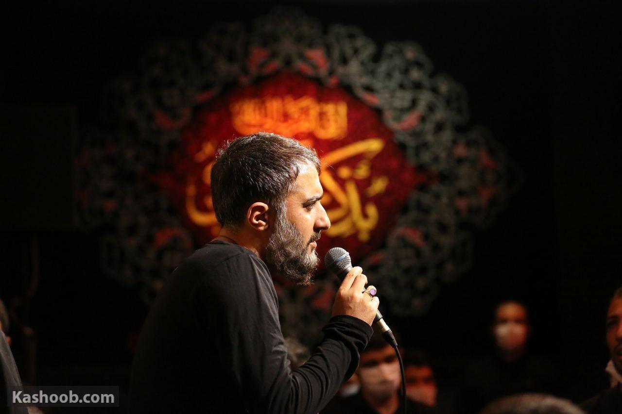محمد حسین پویانفر شهادت امام رضا (ع) زمینه