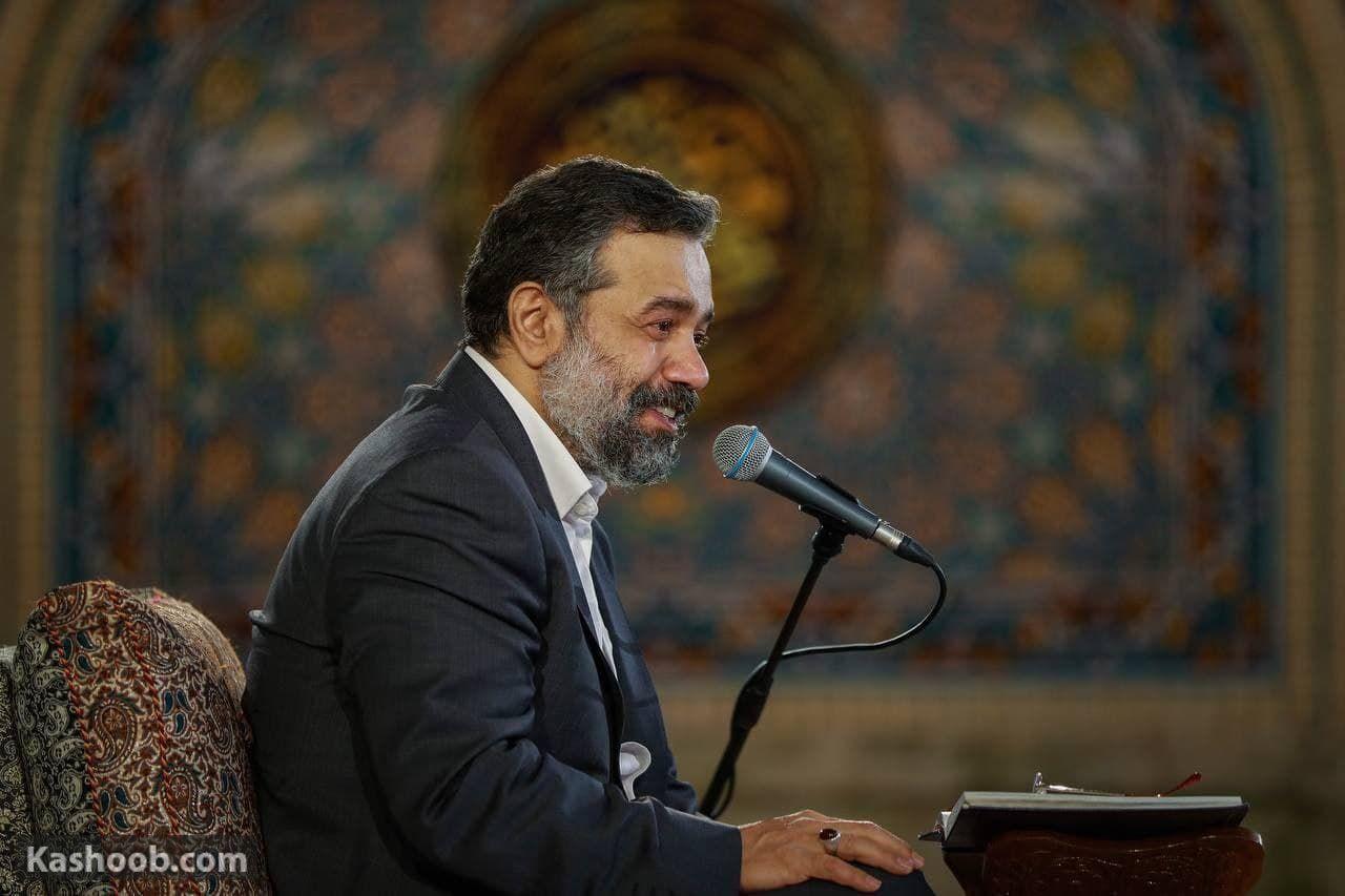 حاج محمود کریمی شهادت حضرت علی (ع)