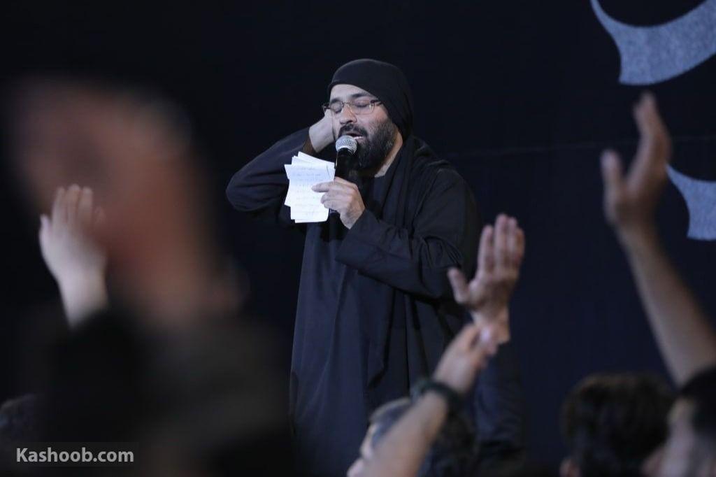 عبدالرضا هلالی شب دوم محرم