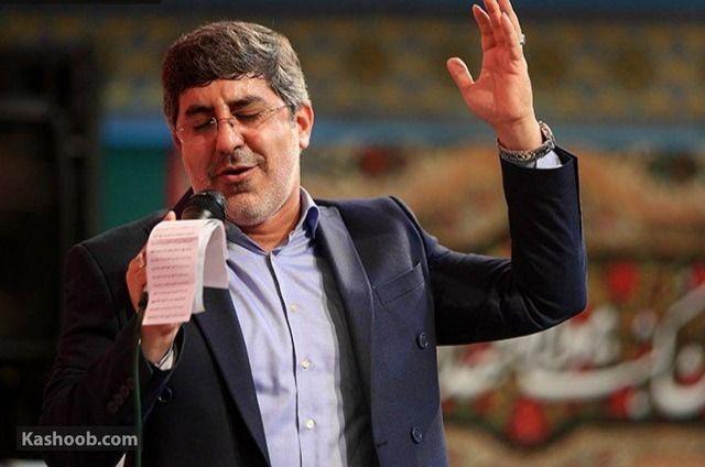حاج محمدرضا طاهری عید غدیر خم