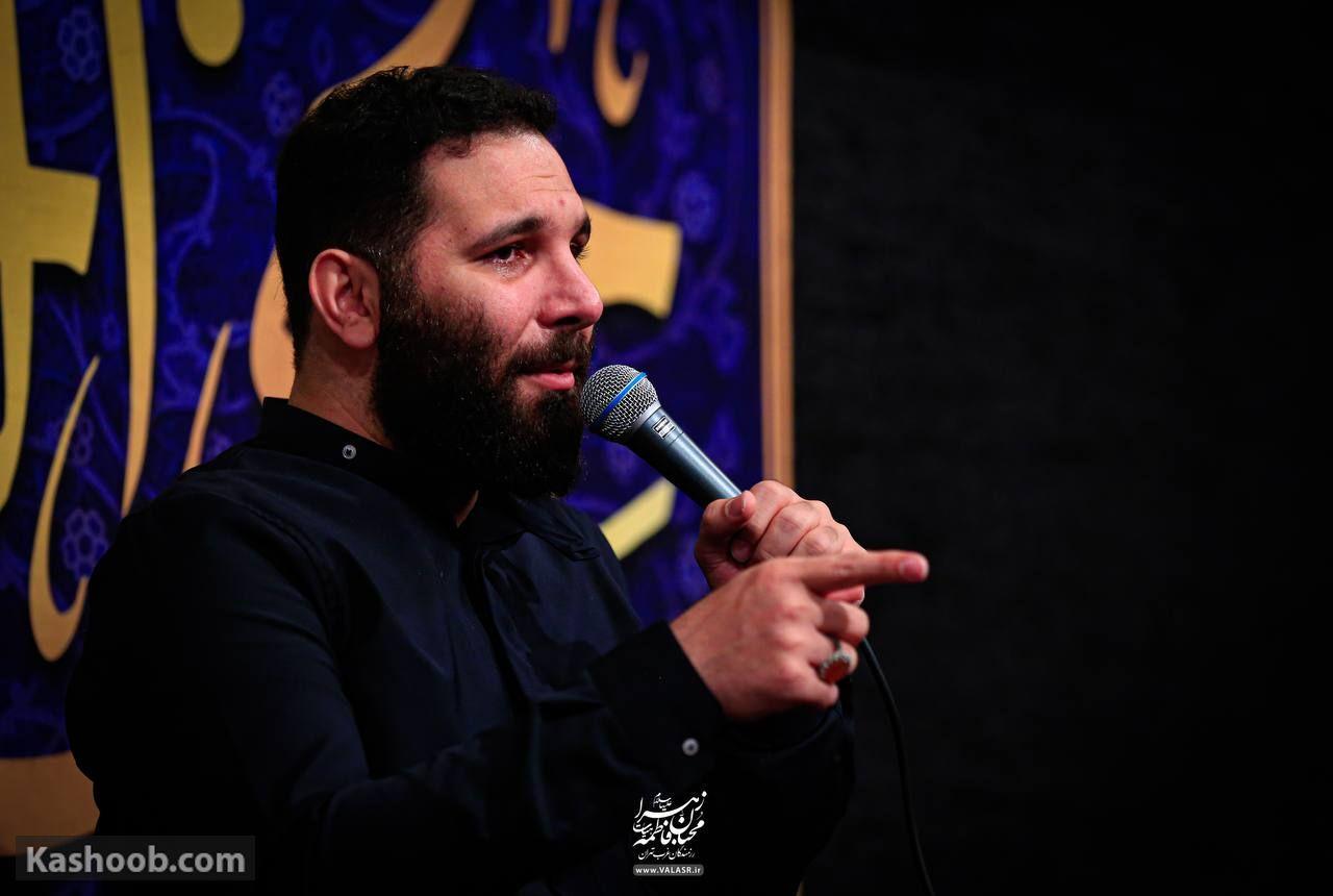 محمد حسین حدادیان شب جمعه کربلا