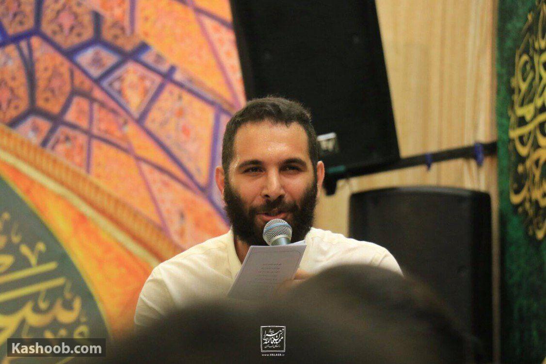 محمد حسین حدادیان ولادت حضرت ابالفضل (ع)