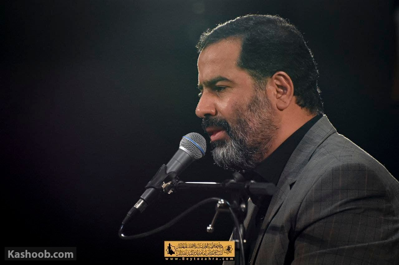 محمدرضا بذری شهادت حضرت علی اصغر (ع)