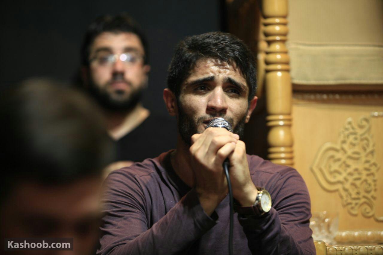 محسن عراقی شب قدر شور
