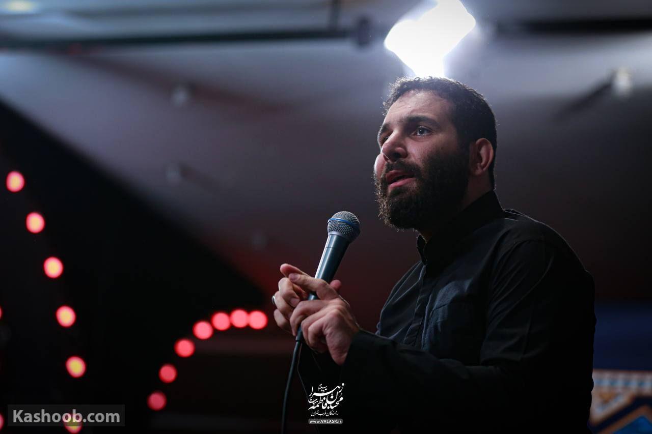 محمد حسین حدادیان وفات حضرت عبدالعظیم حسنی (ع)