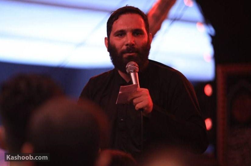 محمد حسین حدادیان عاشورای حسینی