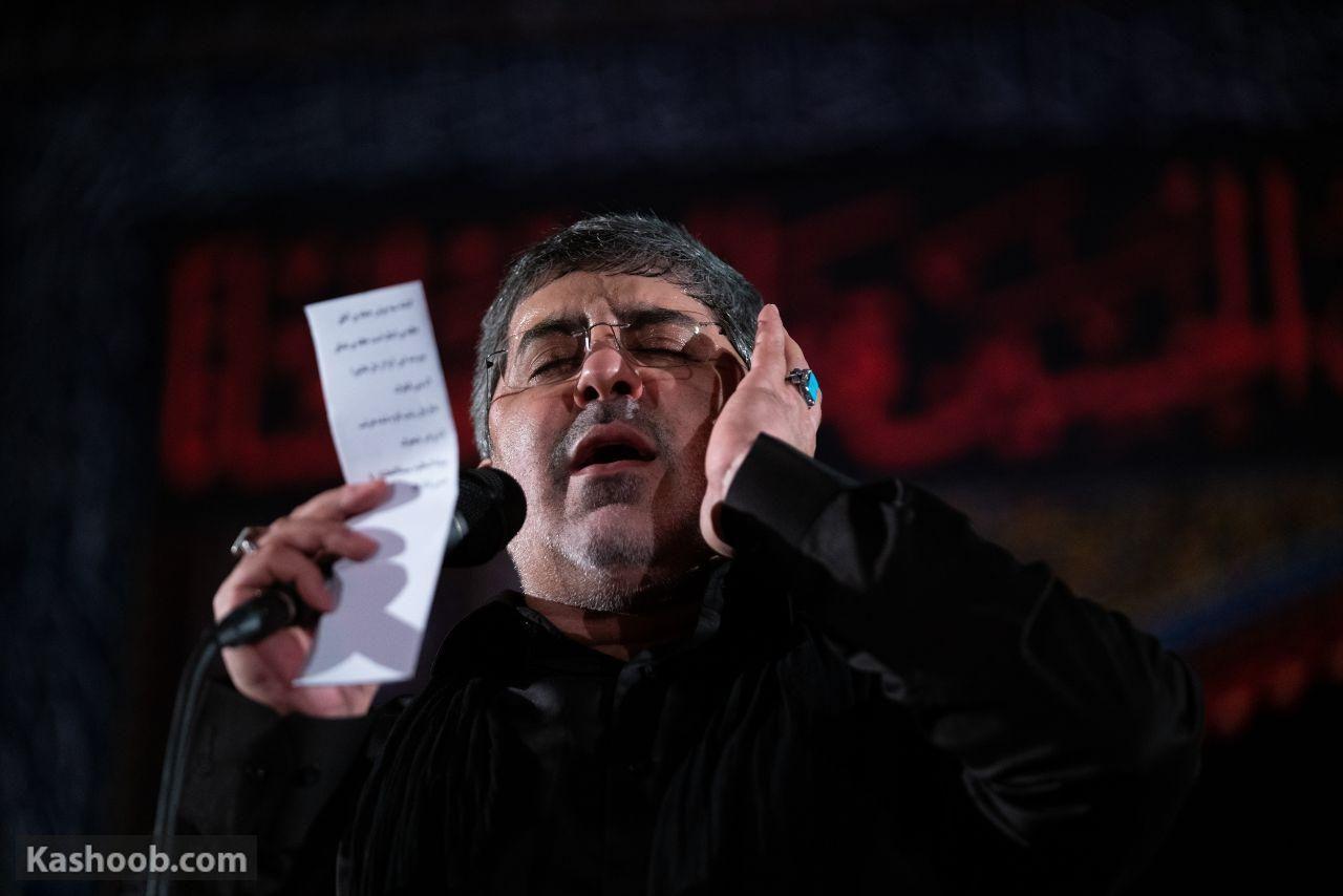 حاج محمدرضا طاهری شب دوم محرم