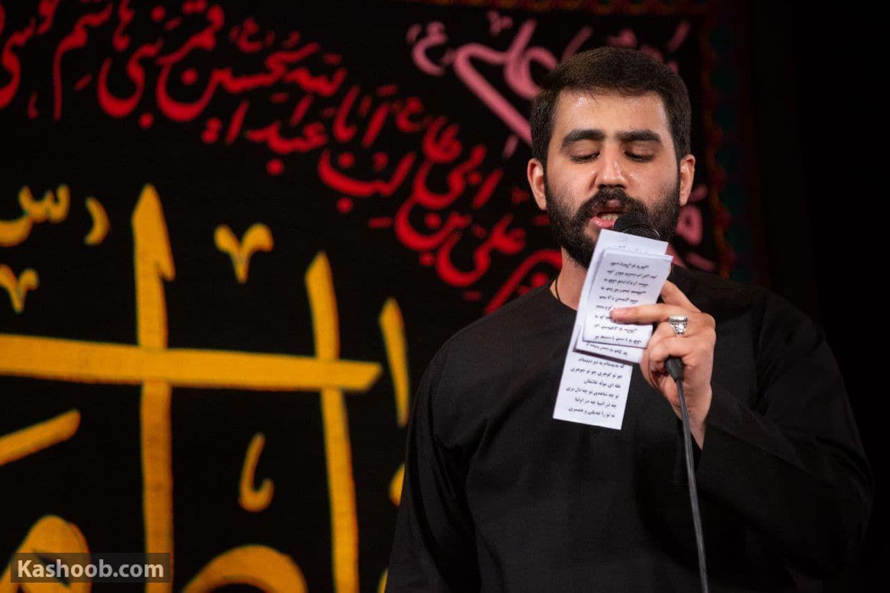 حسین طاهری شهادت حاج قاسم سلیمانی شور