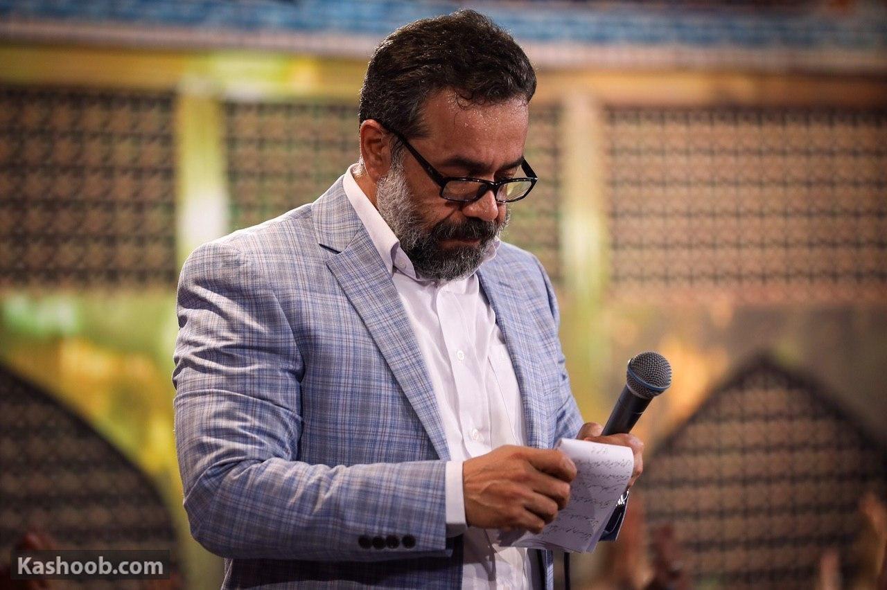حاج محمود کریمی ولادت حضرت محمد (ص) مولودی