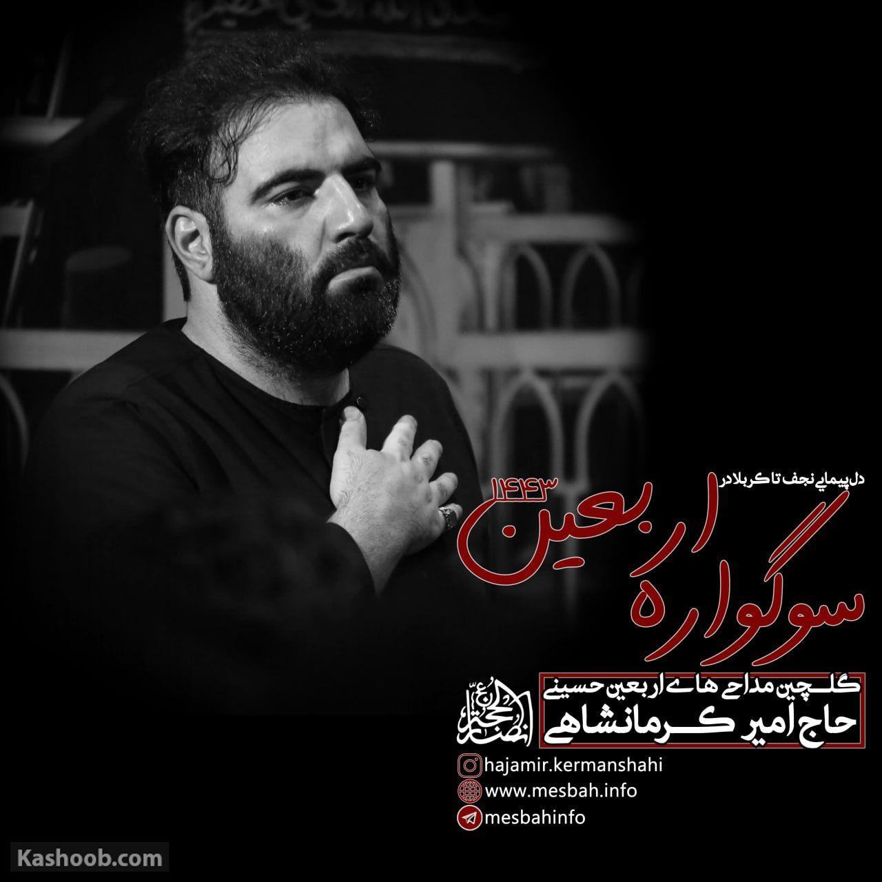 امیر کرمانشاهی اربعین حسینی