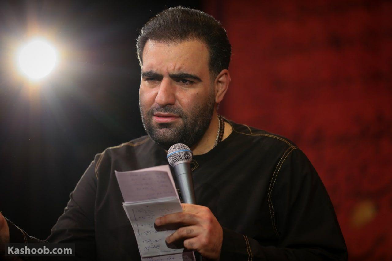امیر کرمانشاهی شهادت حضرت علی (ع) زمینه