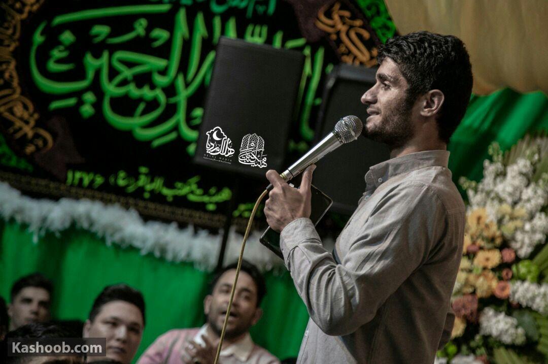 محسن عراقی ولادت امام حسن مجتبی (ع)