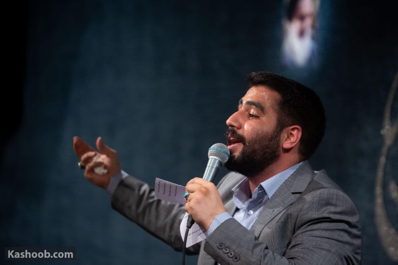 حسین طاهری ولادت امام حسن عسکری (ع) مولودی