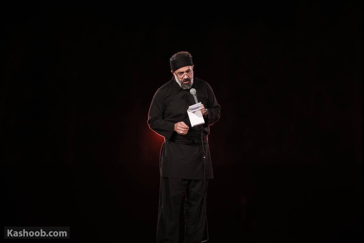 حاج محمود کریمی شب چهارم محرم